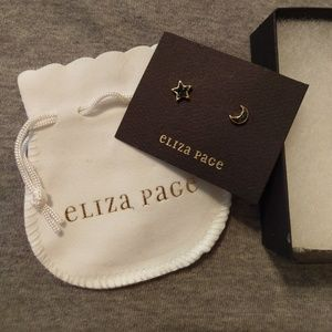 Eliza Page Moon and Star earrings 🌙⭐